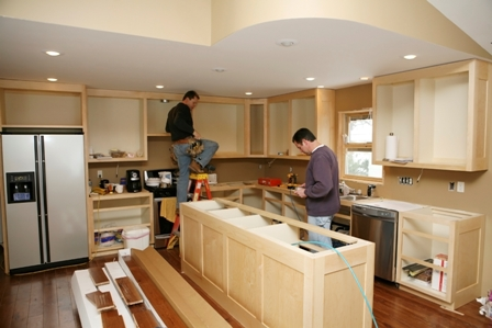 Bathroom And Kitchen Remodeling BMC Painting Inc Impressive Bathroom And Kitchen Remodel